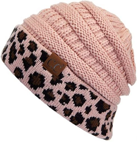 C.C Exclusives Cable Knit Beanie Hat - Beanie Hats for Women