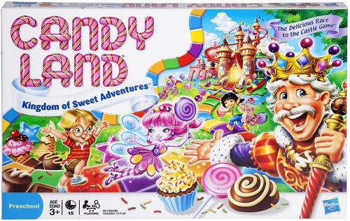 Hasbro Gaming Candy Land