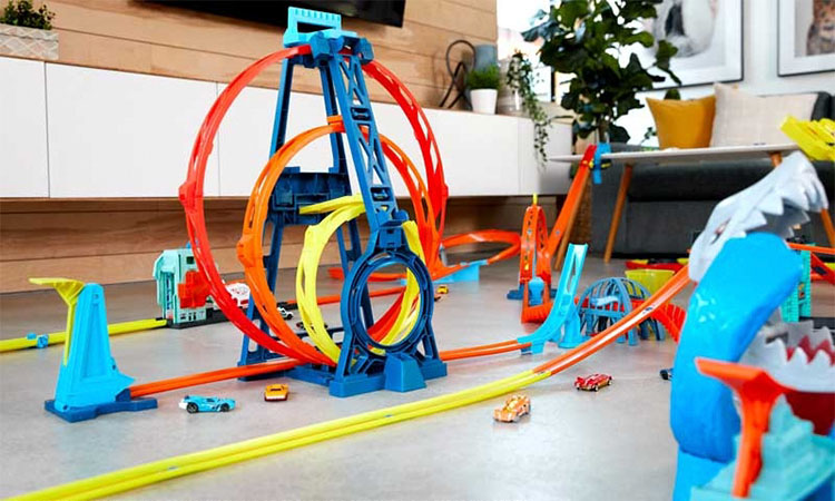 Hot Wheels Track