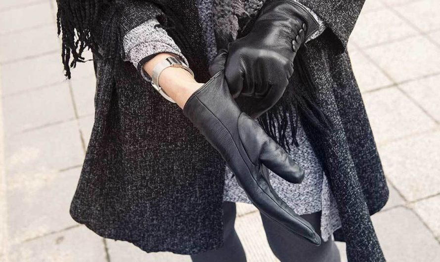 Best Women Leather Gloves in 2021 | Keep You Warm All Day