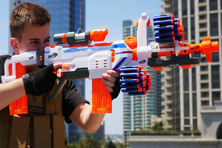 Best Nerf Guns in 2021 | Win the Nerf Battle