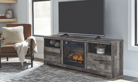 Best TV Stand Fireplaces in 2021 | Eye-Catching Furniture