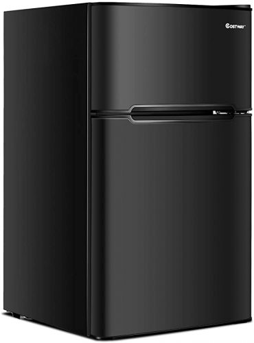 Compact Refrigerator COSTWAY - Small Fridge Freezers