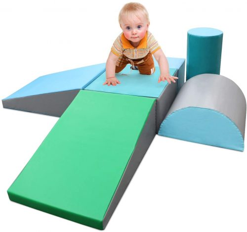 SURPCOS Climb and Crawl Activity Play Set