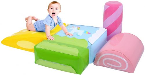 MAGIFIRE Climb and Crawl Play Set
