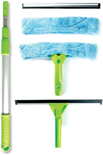 CM Concepts Telescopic Window Cleaning Kit