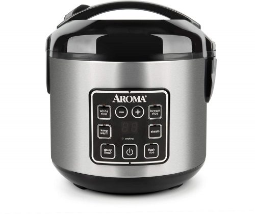 Aroma Housewares Digital Cool-Touch Rice Grain Cooker
