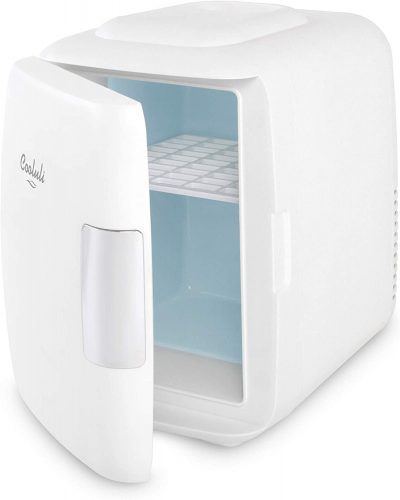 Mini Fridge Electric Cooler and Warmer COOLULI - Small Fridge Freezers