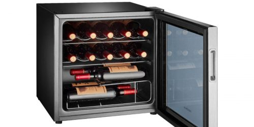 14-Bottle Wine Cooler INSIGNIA - Small Fridge Freezers