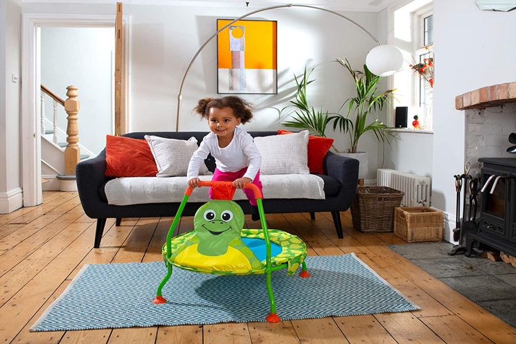 Mini Trampolines for Your Kids